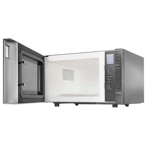 Imagem de Micro-ondas Brastemp 32L Inox 127v - BMS45CRANA