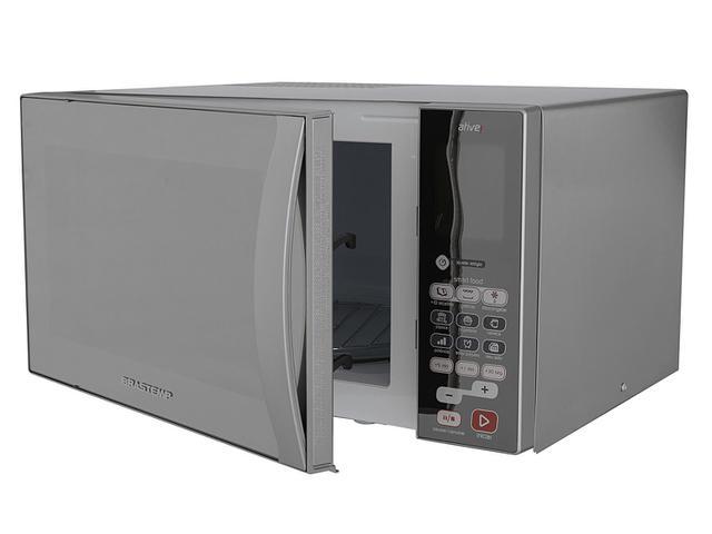 Imagem de Micro-ondas Brastemp 38L Espelhado com Grill