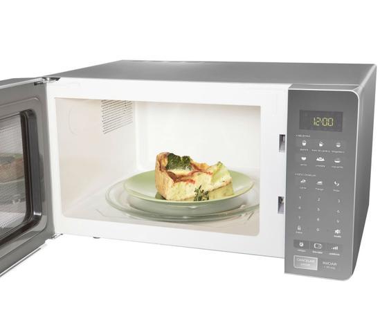 Imagem de Micro-ondas Consul 32 Litros cor Inox Espelhado com Função Descongelar