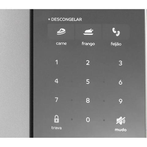 Imagem de Micro-ondas Consul 32 Litros Inox Espelhado CMS45AR  127 Volts