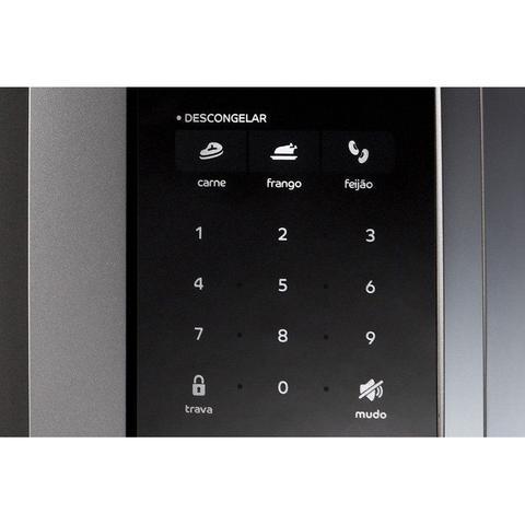 Imagem de Micro-ondas Consul CMS45AR, 32 Litros, Espelhado