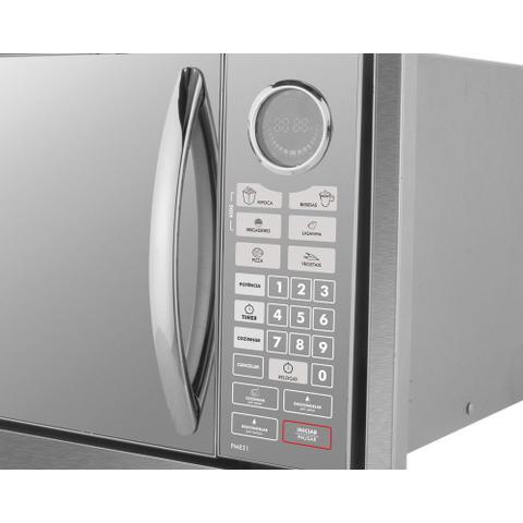 Imagem de Micro-ondas de embutir Philco 30 Litros PME31BM 110V