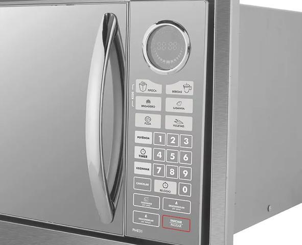 Imagem de Micro-ondas de Embutir Philco 30 Litros Pme31bm 220v