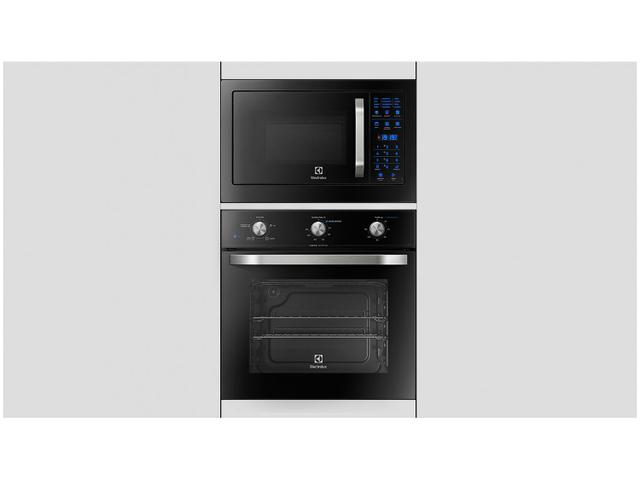 1423f6925 Micro-ondas Electrolux 28L com Grill MB38P - Painel Blue Touch ...