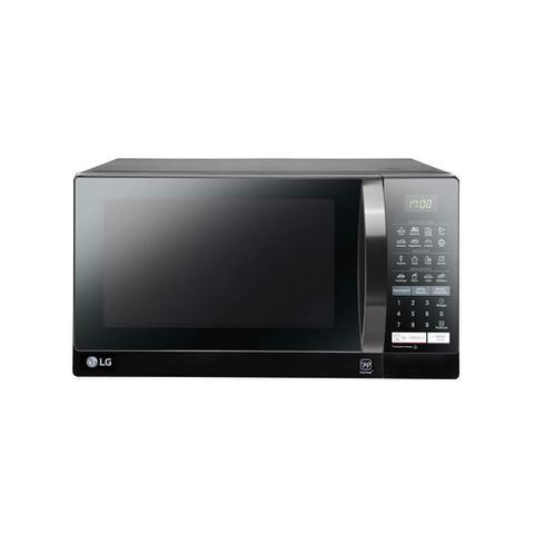 Imagem de Micro-ondas LG 30 Litros EasyClean com Puxador MS3057