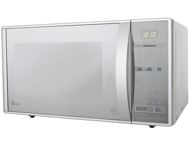 Imagem de Micro-ondas LG 30L com Grill Easy Clean