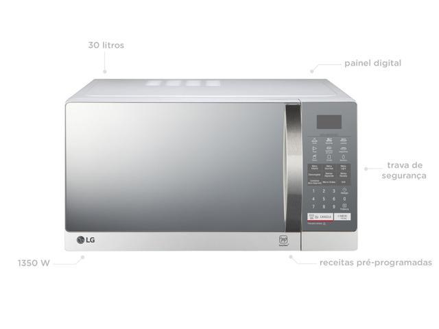 Imagem de Micro-ondas LG 30L com Grill