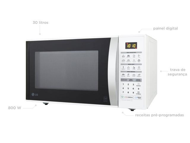 Imagem de Micro-ondas LG 30L Easy Clean