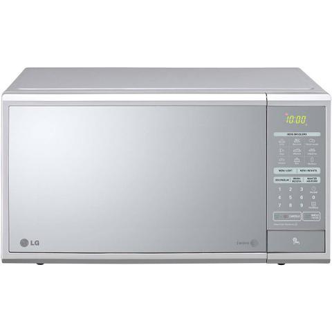 Imagem de Micro-ondas LG Easy Clean 30 Litros Prata MS3059L - 127 Volts