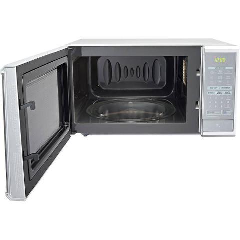 Imagem de Micro-ondas LG Easy Clean 30 Litros Prata MS3059L - 220 Volts