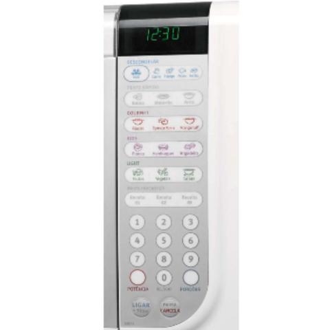 Imagem de Micro-ondas Meus Favoritos Mef41 31 Litros Branco Electrolux