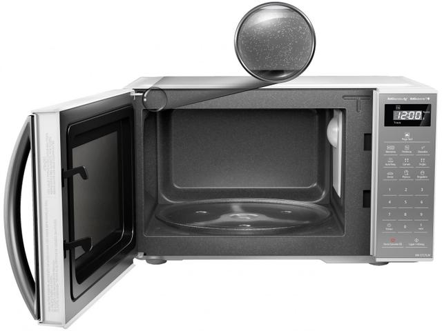 Imagem de Micro-ondas Panasonic 21L NN-ST27L Branco