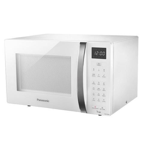 Imagem de Micro-ondas Panasonic NN-ST65HWRUN 32 Litros Branco