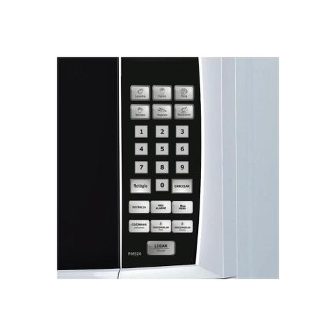 883f8dc6b Micro-ondas Philco 20L PMS24 Branco - Micro-ondas - Magazine Luiza