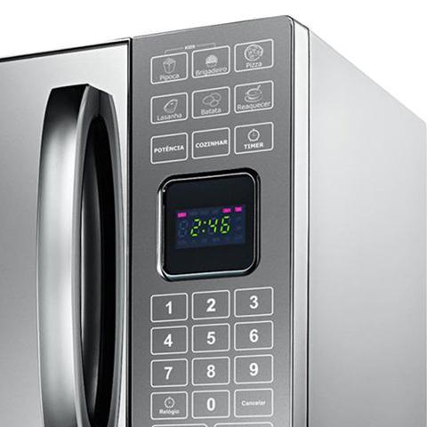 Imagem de Micro-ondas Philco 25L PME25 Prata