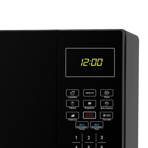 Imagem de Micro-ondas  Philco 26 Litros PMO26IP Preto com  Inox 110V