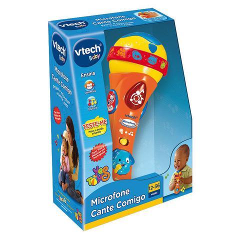 Imagem de Microfone Cante Comigo - VTech