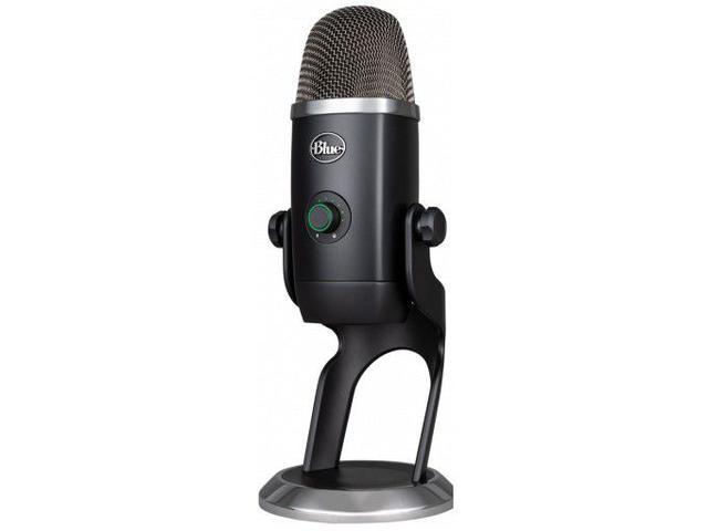 Imagem de Microfone Condensador Blue Yeti X USB