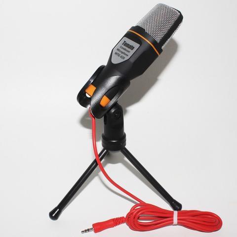 Imagem de Microfone Condensador para PC gravar video Youtuber MTG-020