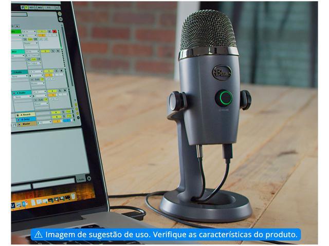 Imagem de Microfone Condensador Streaming Blue