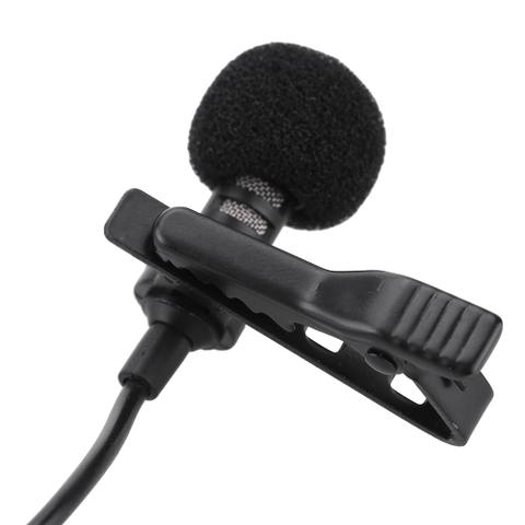 Imagem de Microfone de lapela OEM para Smartphones
