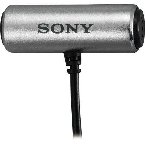 Imagem de Microfone De Lapela Sony Ecm-cs3
