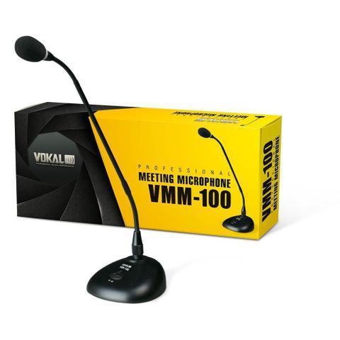 Imagem de Microfone de Mesa Vokal VMM-100