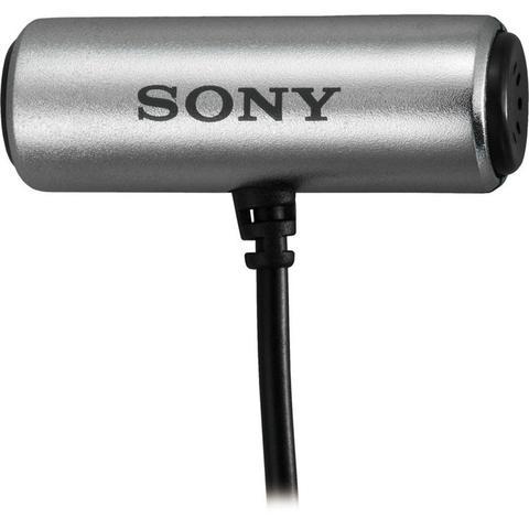 Imagem de Microfone ECM-CS3 Sony Lapela
