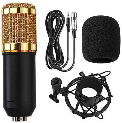 Imagem de Microfone Estúdio Profissional Bm800 Condensador Podcast