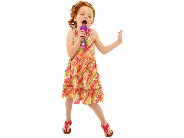 Imagem de Microfone Infantil Barbie Rockstar
