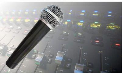 Imagem de Microfone Profissional festas Karaokê Igreja SM-38