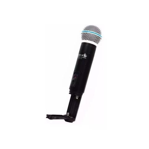 Imagem de Microfone sem fio lyco headset de mão duplo modelo uh02mhli