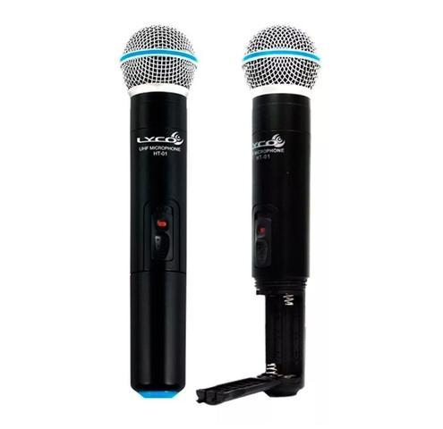 Imagem de Microfone Sem Fio Lyco UH02MM