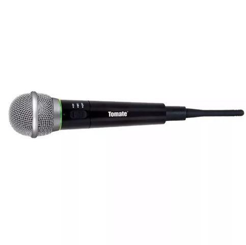 Imagem de Microfone Sem Fio Profissional + Adaptador + Cabo