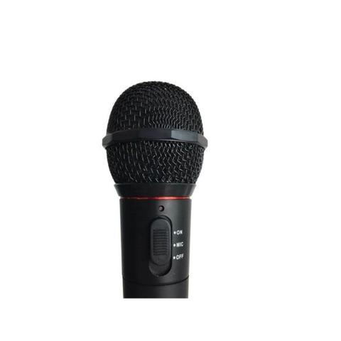 Imagem de Microfone Sem Fio Profissional Lelong Le- 996w Profissional