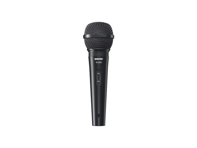Imagem de Microfone Shure Sv200 Profissional Vocal Com Fio