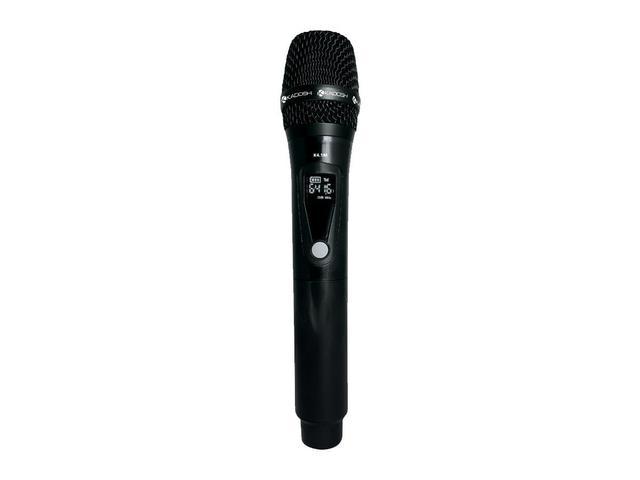 Imagem de Microfone Uhf Sem Fio Duplo Kadosh K-412m Profissional