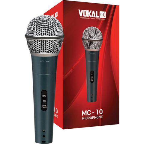 Imagem de Microfone VOKAL Com Fio MC10