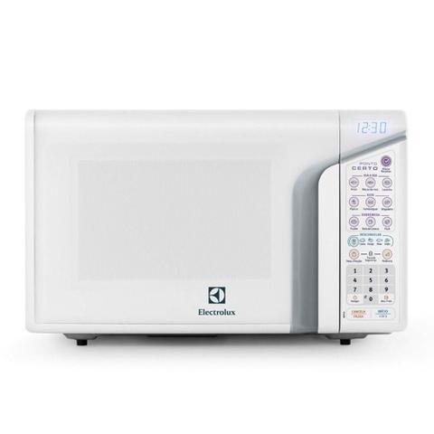 Imagem de Microondas 31 Litros Electrolux MEP41 Branco