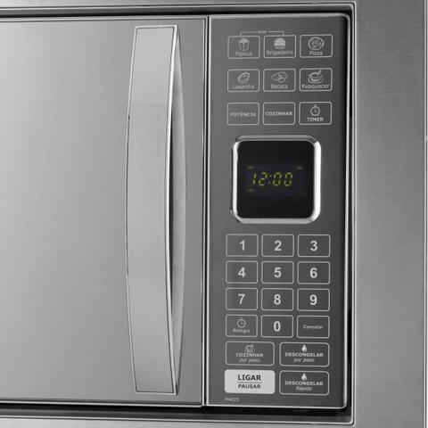 Imagem de Microondas de Embutir Philco 25 Litros PME25BM 110V