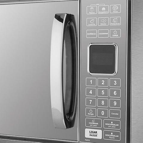 Imagem de Microondas de Embutir Philco 25 Litros PME25BM 220V