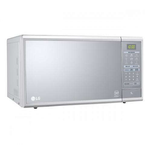 Imagem de Microondas LG Easy Clean 30 L Prata Espelhado  MS3059LA  220V