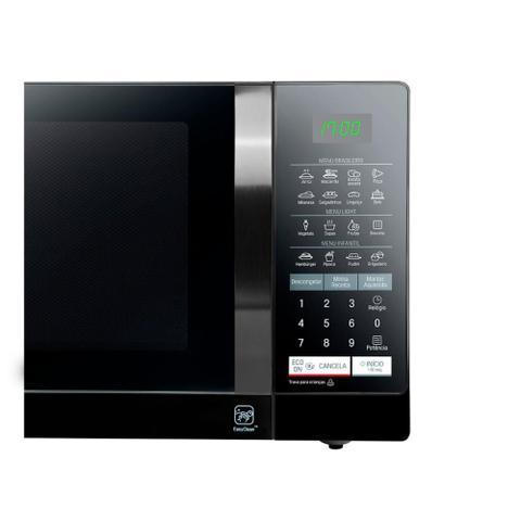 Imagem de Microondas LG Easy Clean 30L Preto MS3057QA 220V