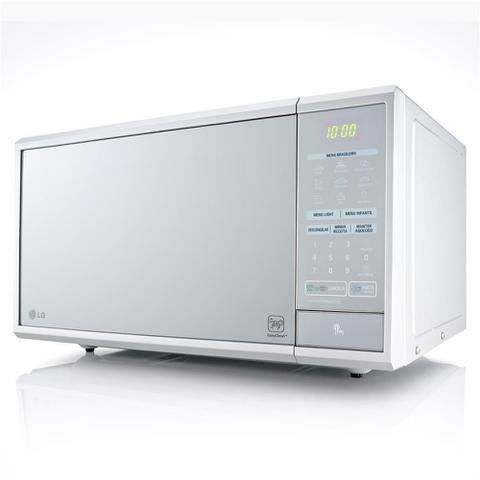 Imagem de Microondas LG MS3059L, 30 Litros, Espelhado, Revestimento EasyClean, Função Eco On - 110V
