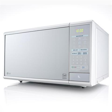 Imagem de Microondas LG MS3059L, 30 Litros, Espelhado, Revestimento EasyClean, Função Eco On - 220V