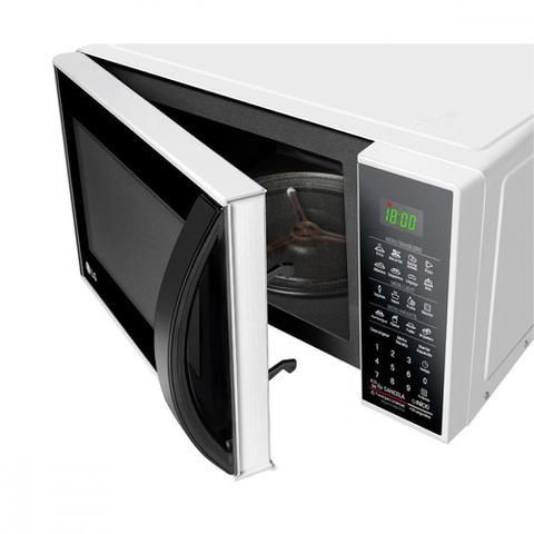 Imagem de Microondas LG Solo 30 Litros Branco  MS3091  110V