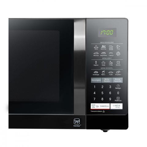 Imagem de Microondas LG Solo 30L Preto 220V  MS3057QA
