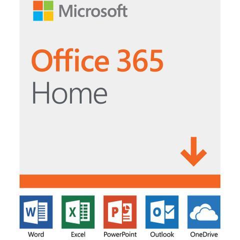 Imagem de Microsoft Original Office 365 Home 2019 32/64 6 Licenças 1Tb One Drive PC MAC