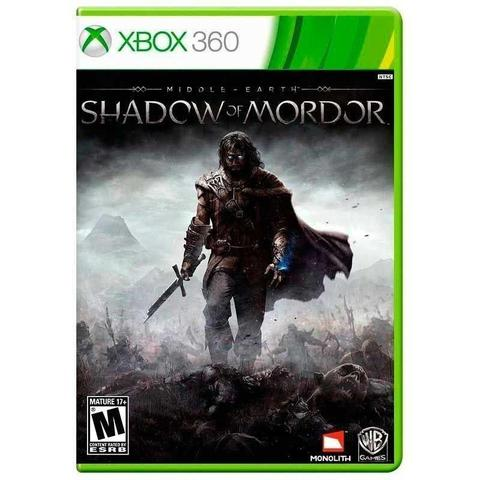 Jogo Middle Earth Shadow Of Mordor - Xbox 360 - Microsoft