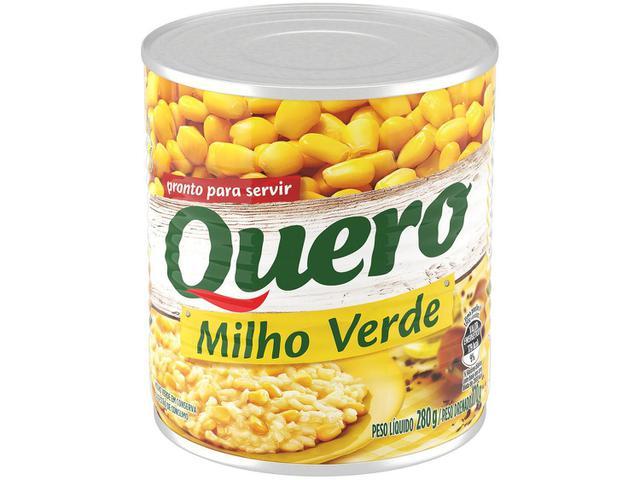 Imagem de Milho em Conserva Quero Pronto para Servir